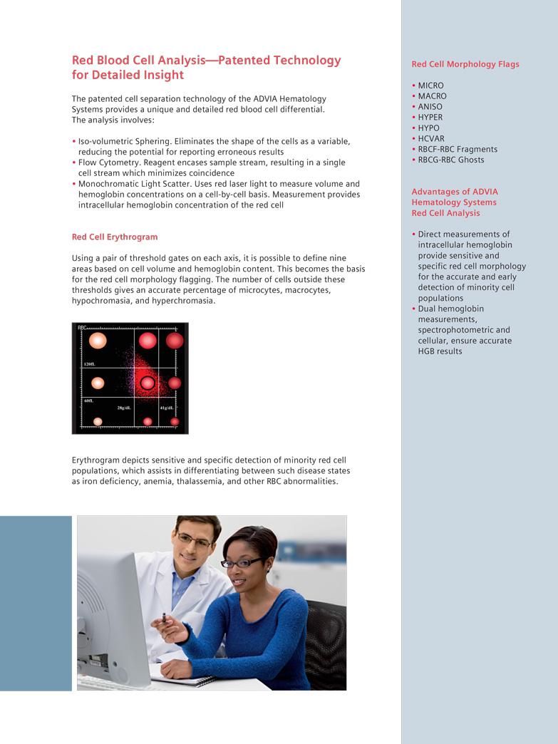 ADVIA 2120i Hematology System | Siemens Healthineers |